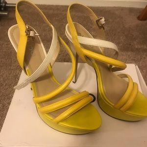Aldo's Platform Sandals